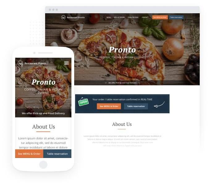 TioDesign web design in Hull showing mobile and desktop website